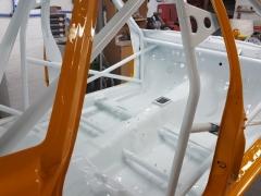 Subaru Legacy rally car full paint